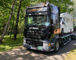 Scania: R440 + R450