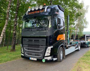 Volvo: FH 42 R